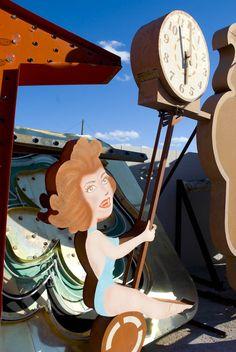 Neon Boneyard Las Vegas 2012  Photo by Steven Gruber