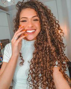Curly Wigs, Long Curly Hair, Curly Hair Styles, Natural Hair Styles, Baddie Hairstyles, Permed Hairstyles, Light Hair, Dark Hair, Crimped Hair