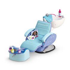 American Girl® Furniture: Spa Chair