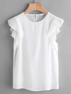 986c581e610 Elaboración De Ropa, Blusas De Moda, Vestidos Niñas 12 Años, Diseños De  Blusa