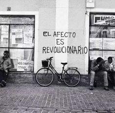 El afecto es revolucionario  #artepublico #poetica