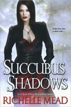 Succubus Shadows (Georgina Kincaid Series #5)