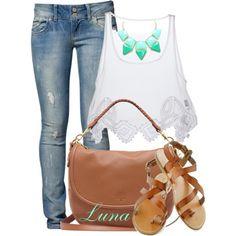♥ by jessica-luna on Polyvore
