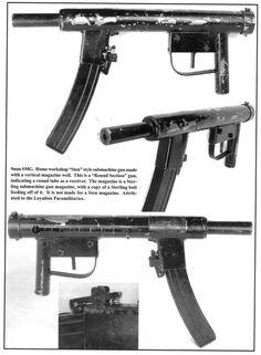 loyalist improvised machinegun 1 - amodestpublication