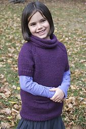 Ravelry: Big Sweater, Little Pockets pattern by Kate Schoren