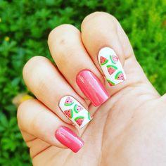 "Páči sa mi to: 16, komentáre: 2 – Domi Králiková (@domi_nailart) na Instagrame: ""🍉💅 #summernails #nailartlover #nailart #nails2inspire #naildesign #nailpainting #nailstagram…"""