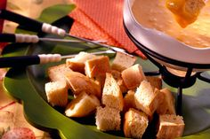 Cheese Fondue from Sargento
