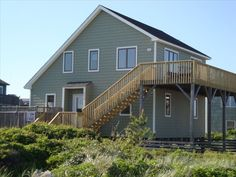 Nags Head Vacation Rental - VRBO 383626 - 4 BR Northern Coast & Outer Banks Cottage in NC, Fantastic Semi-Oceanfront Cottage in Quiet South Nags Head