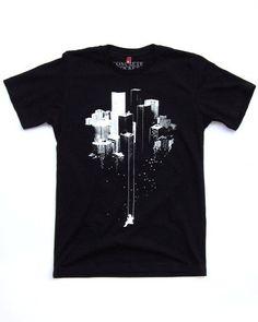 CityScape Tshirt black