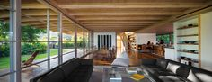 The AIA recently revealed another winning set of snazzy abodes for their 2016 Housing Awards. As a reminder of the importance of designing high-quality housing, the awards program recognizes some of the best new projects in single-family homes, multifamily residential structur...
