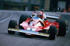 Niki Lauda  Ferrari 1976