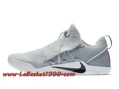 Nike Kobe AD NXT Wolf Grey 882049 002 Chaussures Nike Prix Pas Cher Pour  Homme e5a3273ba500