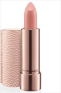 do your lips a favor - rose gold colored lipstick #lippenstift #rosegold