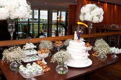 Resultado de imagem para decoração casamento civil em restaurante