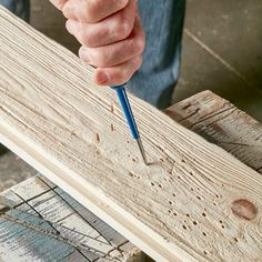 How to Build a Simple Rustic Barn Door — The Family Handyman High style with low-cost lumber — and a few tricks.