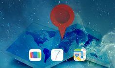 iOS 7.1 Mantiene la Geolocalización de Apps Cerradas por el Usuario Ios 7, Apps, App, Appliques