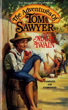 Image result for tom sawyer