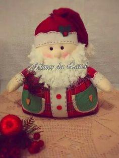 Noel peso de porta Christmas Projects, Felt Crafts, Christmas Crafts, Christmas Decorations, Christmas Ornaments, Pink Christmas, Beautiful Christmas, Christmas Time, Ornaments Design