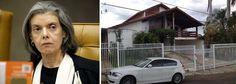 Denúncia aponta que mansão em Brasília comprada pela ministra do STF por R$ 1,7…