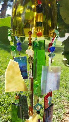 Windspiel Für Den Garten Aus Tontöpfen | Bastelln | Pinterest ... Gartendeko Tontopfen Selber Machen