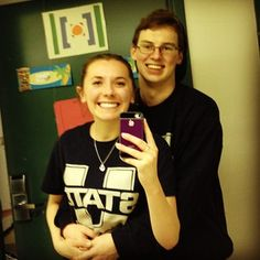 Look we match! #ustate