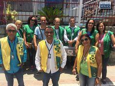 A Força Sindical que vem do SINACS/RJ  Diretoria do SINACS/RJ faz um trabalho com excelência no Estado do Rio de Janeiro