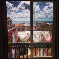 Uma janela na Madragoa