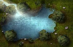Maphammer is creating battle maps for D&D, Pathfinder and other tabletop games. Dnd World Map, Fantasy World Map, Fantasy Places, Virtual Tabletop, Tabletop Rpg, Tabletop Games, Dungeons And Dragons Homebrew, D&d Dungeons And Dragons, Pathfinder Maps