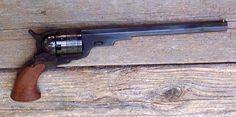 Colt Paterson revolver five shot