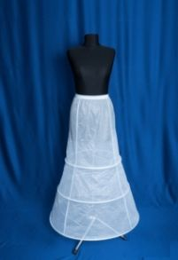 Women White 2 Hoops Petticoat A-line Wedding Gown Dress Underskirt Accessories Bridal Crinolines Bus Girls Tulle Skirt, Civil War Dress, Flower Girl Tutu, Tutus For Girls, Layered Skirt, Birthday Dresses, Lace Bodice, Party Fashion, Boutique Dresses