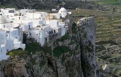 Χώρα Φολεγάνδρου, Φολέγανδρος Κυκλάδες Chora, Folegandros island