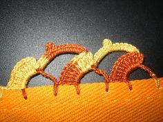Crochet and Other Handcraft Filomena: - photo Tutorial nozzle crochet