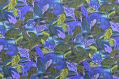 Cotton Quilting Fabric Sewing Fabric Leaf Fabric by #TheFabricScore www.thefabricscore.etsy.com  #sewing #crafts #diy