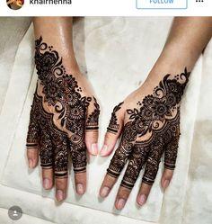 Likes, 47 Comments - Henna Artist Wedding Henna Designs, Arabic Henna Designs, Mehndi Designs For Fingers, Beautiful Henna Designs, Latest Mehndi Designs, Simple Mehndi Designs, Mehandi Henna, Mehendi, Henna Tattoo Designs