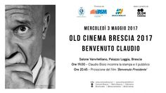 Claudio Bisio a Old Cinema Brescia