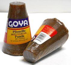 GOYA-Piloncillo-cone-Panela-brown-sugar-cane-8-oz-Latin-cooking-baking-caramel #BigBoyTumbleweed