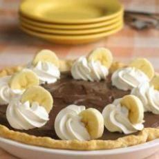 Banana cream pies, Banana cream and Cream pies on Pinterest