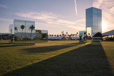 Campo de Reflexión, en California