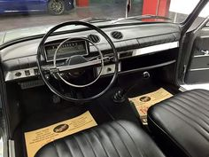 Fiat interior desgin for classics My Dream Car, Dream Cars, Europe Car, Fiat Cars, Retro Cars, Car Ins, Old Cars, Cars And Motorcycles, Jeep