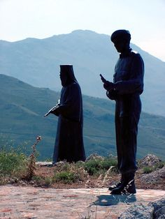 #Crete Island - International Memorial to Peace and Remembrance at Preveli Monastery, where during World War II, monks and local resistance protected allied troops fighting Nazis.