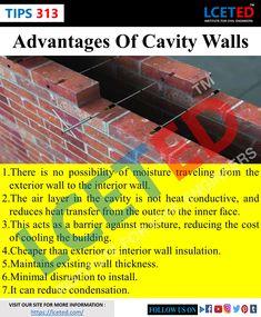 Civil Engineering Handbook, Engineering Notes, Civil Engineering Design, Civil Engineering Construction, Construction Tools, Wood Walls, Brick Walls, Stair Stringer Calculator, Masonry Work