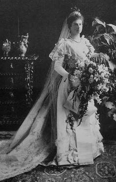 Princess Augusta of Bavaria (1875–1964), a grand daughter of Emperor Franz Joseph I of Austria. She married Archduke Joseph August of Austria (1872 –  1962), Palatine of Hungary.