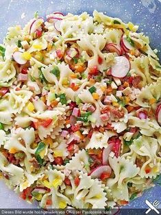Pasta salad, a refined recipe from the egg & cheese category. Ratings: Average: Ø Pasta salad, a refined recipe from the egg & cheese category. Chef Salad Recipes, Pasta Recipes, Beef Recipes, Vegetarian Recipes, Chicken Recipes, Snack Recipes, Cooking Recipes, Healthy Recipes, Paleo Pasta