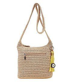 The Sak Crochet Cross-Body Bag ed271edcf05dd