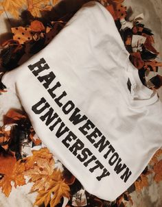 Halloweentown university long sleeve – Not Your Average Babe