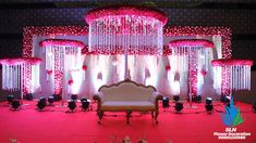 Unobridge is one stop solution for all parties and event needs. Best wedding planners in bangalore Reception Stage Decor, Wedding Hall Decorations, Wedding Stage Design, Wedding Reception Backdrop, Marriage Decoration, Wedding Mandap, Flower Decorations, Backdrop Decorations, Wedding Receptions