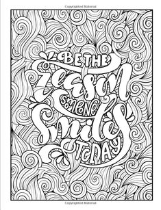 Scribbles & Doodles: Stress Relieving Doodle Designs: Antistress Coloring Book for Adults & Teens Star Coloring Pages, Printable Adult Coloring Pages, Mandala Coloring Pages, Coloring Books, Colouring, Color Quotes, Doodle Designs, Animal Drawings, Quilling