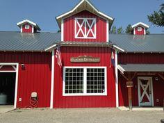 """""""Glacier Distillery"""" Coram Montana"""