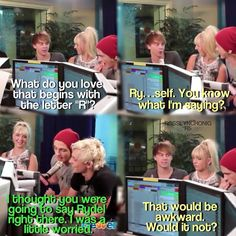 How has Rydellington not happened yet... or has it?