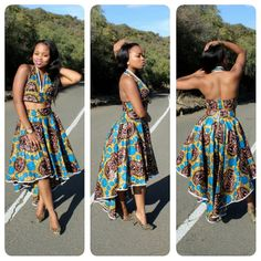 Hey, I found this really awesome Etsy listing at https://www.etsy.com/listing/241163855/african-print-skirt-african-print